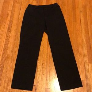 Women's The Limited black pants